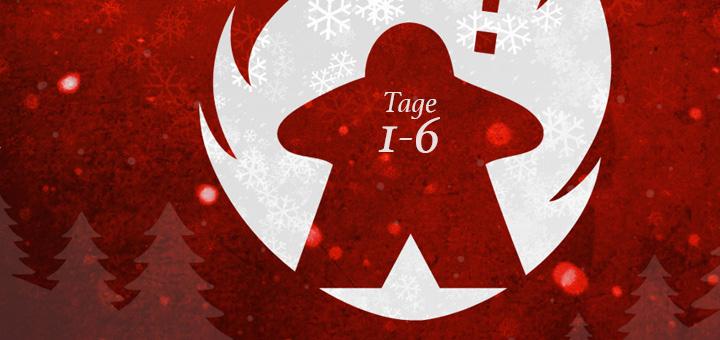 Weihnachtskalender Angebote.Adventskalender 2016 Woche 1 01 12 06 12 Brettspiele