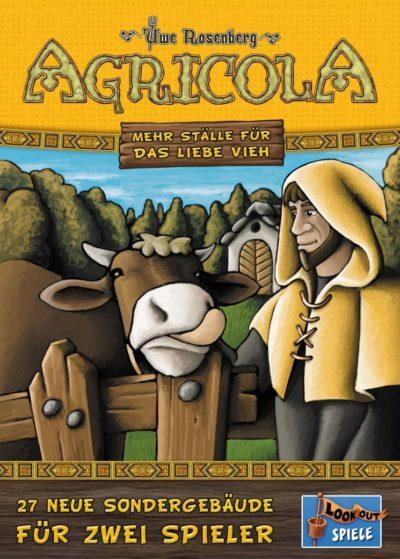 Agricola: Mehr Ställe für das liebe Vieh