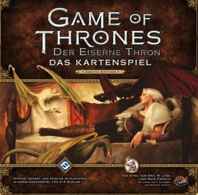 Der Eiserne Thron (Das Kartenspiel) / 2. Edition