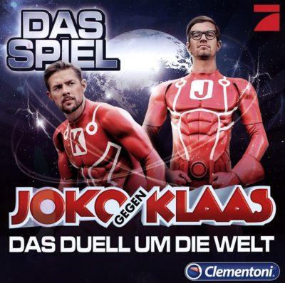 Cover Joko gegen Klaas: Duell um die Welt