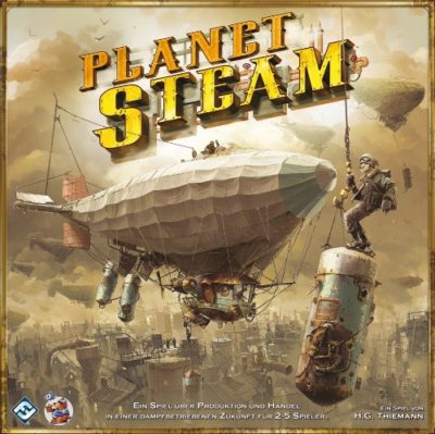 Cover Planet Steam