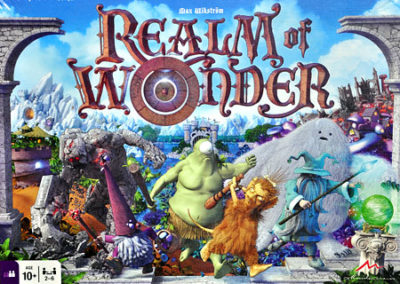 Cover Realm of Wonder