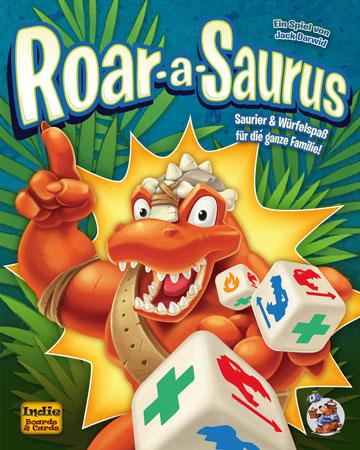Cover Roar-a-Saurus