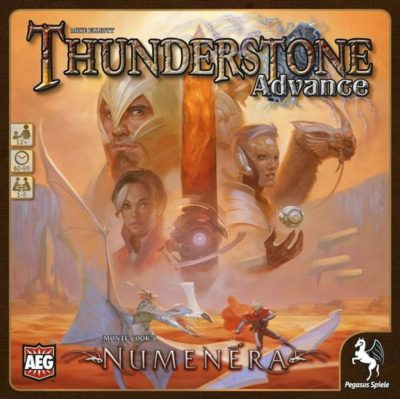Thunderstone Advance: Numenera
