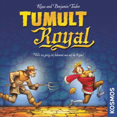 Cover Tumult Royal