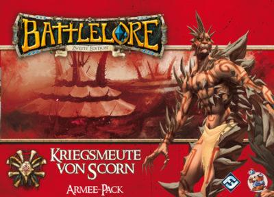 Battlelore (2. Edition): Kriegsmeute von Scorn