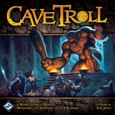 Cover Cave Troll