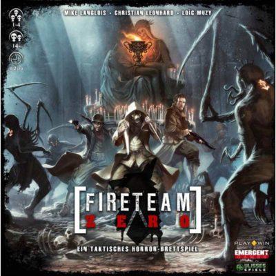 Cover Fireteam Zero