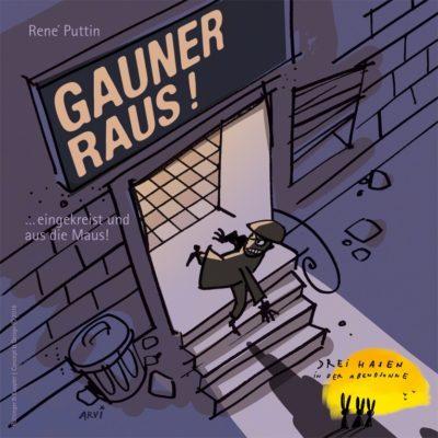 Cover Gauner raus