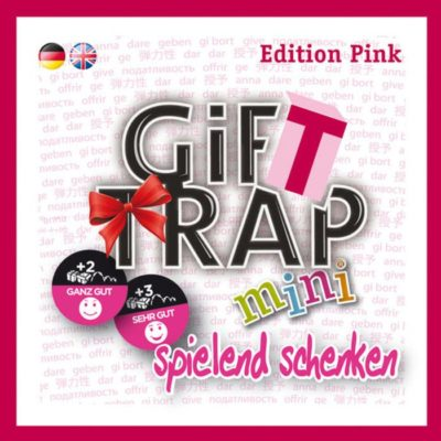 Cover GiftTRAP Mini (Pink)