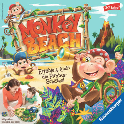 Cover Monkey Beach