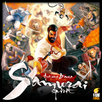 Cover Samurai Spirit