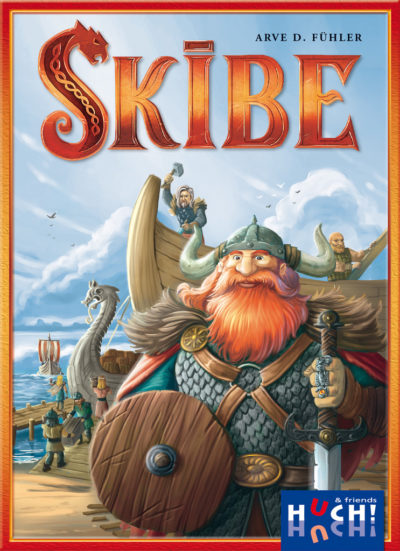 Cover Skibe
