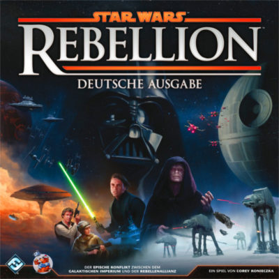 Cover Star Wars: Rebellion