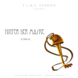 T.I.M.E Stories: Hinter der Maske