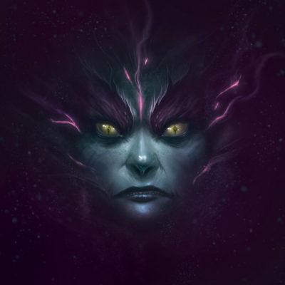 Abyss / Violett
