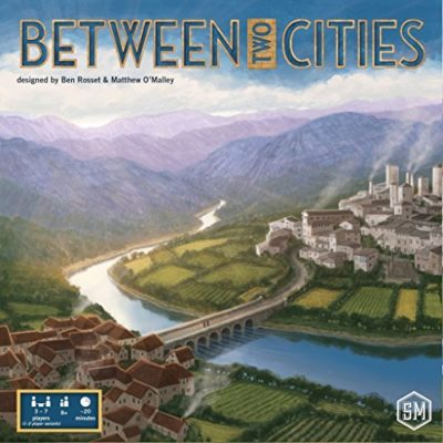 Cover Between Two Cities