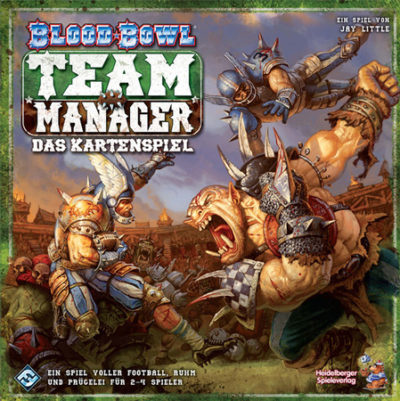 Blood Bowl: Team Manager – Das Kartenspiel