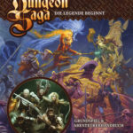 Cover Dungeon Saga Deluxe