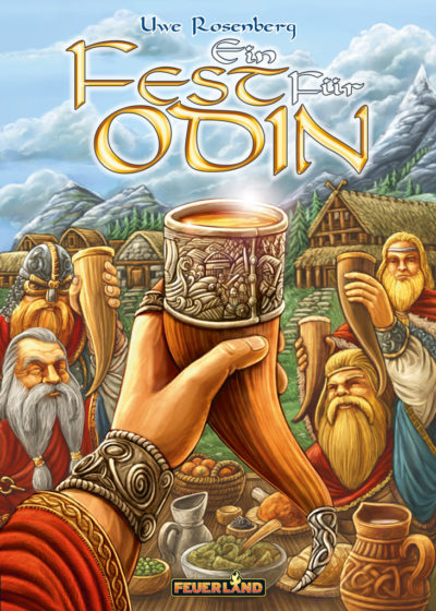 Cover Ein Fest für Odin