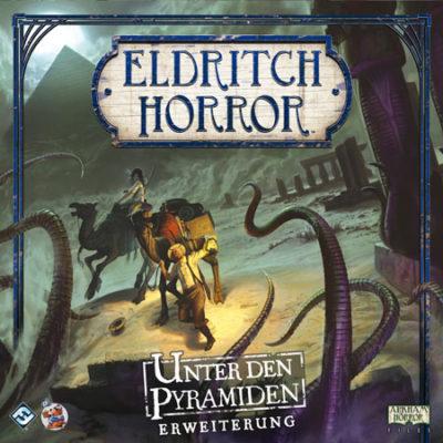 Eldritch Horror: Unter den Pyramiden