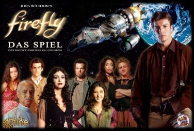 Cover Firefly: Das Spiel (Deluxe Version)