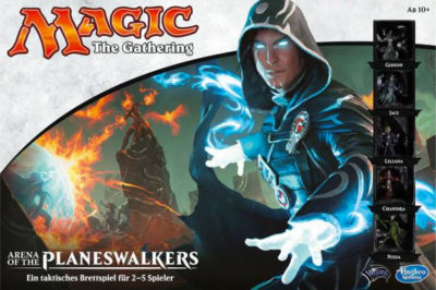 Cover Magic: The Gathering – Das Brettspiel