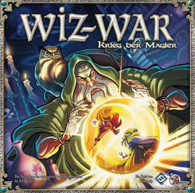 Cover Wiz-War