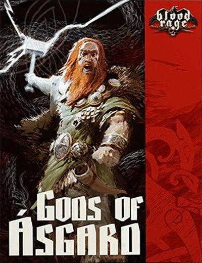Blood Rage: Die Götter von Asgard