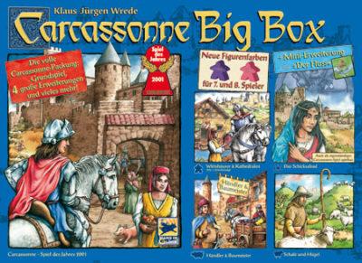 Carcassonne Big Box 5
