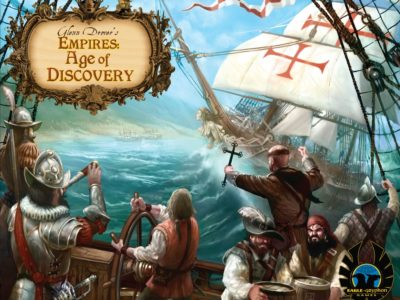 Cover Empires: Age of Discovery / Deluxe Edition