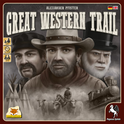 Cover Great Western Trail