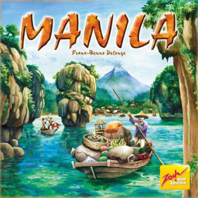 Cover Manila