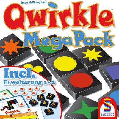 Cover Qwirkle Mega Pack