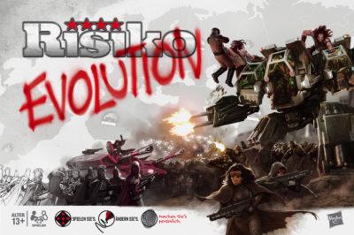 Cover Risiko Evolution