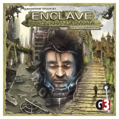 Cover Enclave