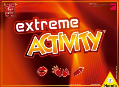 Cover Extreme Activity