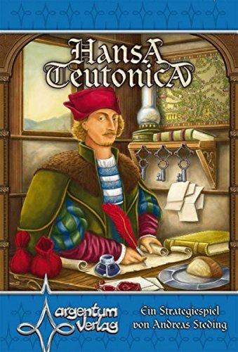 Cover Hansa Teutonica