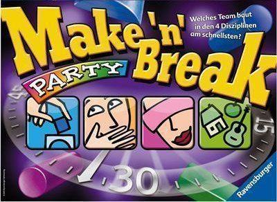 Cover Make 'n' Break Party