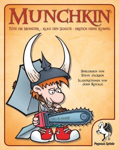 Munchkin: Das Kartenspiel