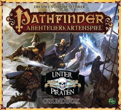 Pathfinder Abenteuerkartenspiel: Unter Piraten