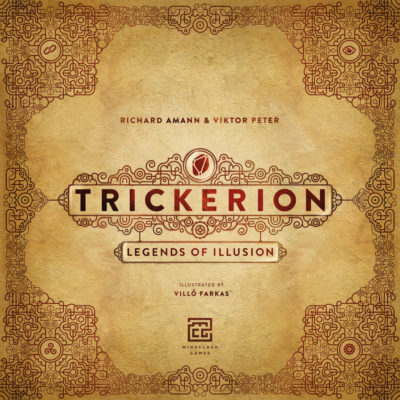 Trickerion: Legends of Illusion