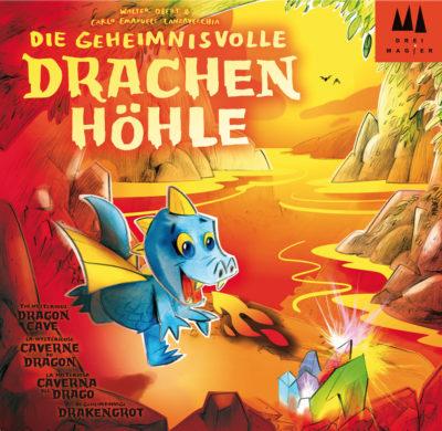 Die geheimnisvolle Drachenhöhle