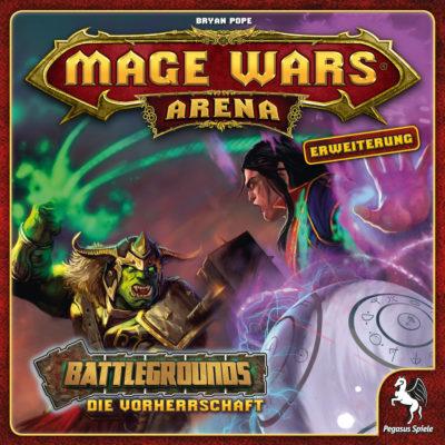 Mage Wars Arena: Battlegrounds – Die Vorherrschaft