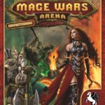 Cover Mage Wars Arena: Flammenschmiede