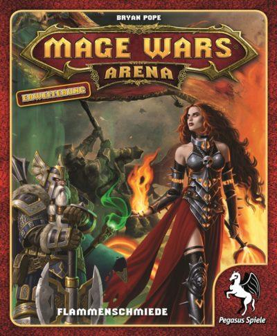 Mage Wars Arena: Flammenschmiede