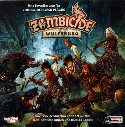 Cover Zombicide: Wulfsburg