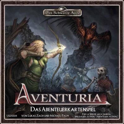 Aventuria – Das Abenteuerkartenspiel