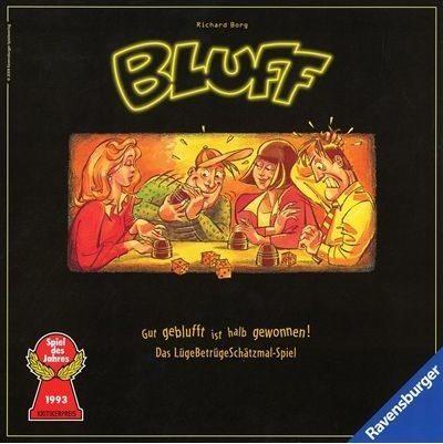 Cover Bluff