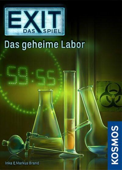 EXIT – Das Spiel: Das geheime Labor